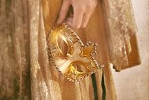 colors - jaune et i'or (yellow & gold) / both elegant and sunny, the gold and the light