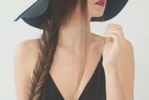 en vogue - chapeau / hats are my favorite - they change everything / by kelly sauer | exquisitrie
