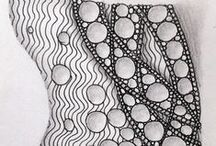 Doodles, Tangles and Patterns / Zen / by Juliette G. M.