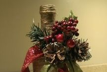 Re-Scape Winter Holidays / Inspired ReCycling for Winter Holidays including Christmas, New Years, Kwanzaa and Hanukah.