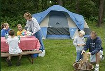 Campgrounds, RV Parks & Tips