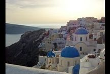 Opa!! Greek Island Adventures / Fall vacation to Athens, Santorini and Mykonos!