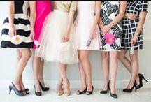 Events - Bridesmaids & Groomsmen / by Stephanie Jones