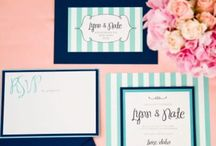 Invitations + Stationery