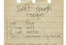Re-Scape Salt Dough Inspirations