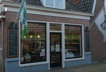 Kom gezellig winkelen in Workum / Kom gezellig winkelen in Workum, 1 van de 11, met het mooiste plein van Fryslân!