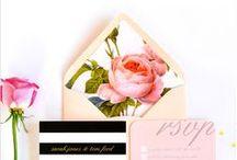 Petits papiers / #wedding #invitations #savethedate