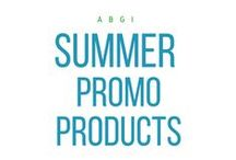 Summer Promotional Products / Ready or not - summer's here!