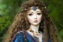 Bonecas/Dolls / As mais lindas e perfeitas bonecas, na minha opinião.