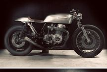 Motorbikes / by Damian Lucas Dimmock