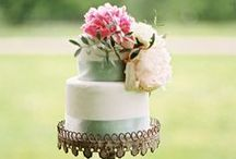 """""""I Do"""" : Wedding Cakes! / Beautiful Wedding cakes to make your special day even more magical! / by Samantha Litter"""