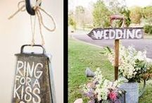 Weddings / Imprinted products for your big day!