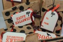Paper Pumpkin September 2014 - Boo-tiful Bags / September 2014 Paper Pumpkin Kit