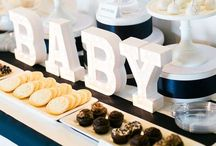 Baby Showers + Christenings