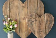 Be My Valentine! / Re-Scape shares inspiration for Valentine's Day and romantic creations! / by Re-Scape.com