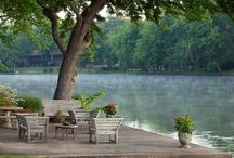 r i v e r | h o u s e / Life on the river. Porches and outdoor living / by Kate Jane
