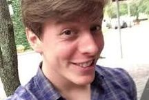 Thomas Sanders ❤❤ / My favourite person in the world ❤ He gives me life ❤  I love him to death....  ❤