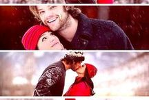 Jared & Gen Padalecki ❤ / They're perfect together ❤
