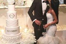 W E D D I N G S / Inspo for my dream wedding with bae <3