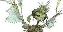 ♣Creature Design: Mythology and Folklore