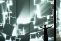 ►Concept Design: Light Installation Art