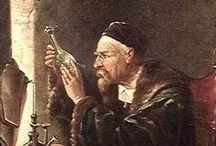 ►Concept Design: Alchemy, Medicine and Sorcery