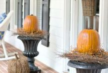 Fall And Autumn / Everything related to fall and autumn ideas for the home and your family.