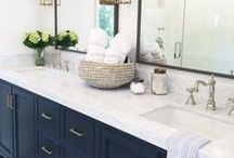 Bathroom / Remodeling a bathroom? Find the best inspiration here. remodel, décor, ideas, organization, small, diy, farmhouse, master, tile, storage, vanity, design, makeover, kids, guest, paint, rustic, shelves, shower, cabinets, mirror, spa, floor