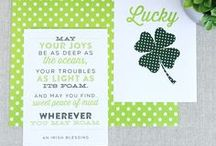 St Patrick's Day Board / Saint Patrick | Saint Patrick's Day | St Patrick's Day | Leprechaun | Green | Pot Of Gold |
