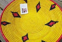 baskets from UGANDA