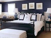 Master Bedroom + Closet / Time to create a dream-like oasis for your master bedroom? You'll find all the inspiration in this board to give yourself an in-home spa-inspired hideaway. ideas, décor, spa, dream, rustic, small, wardrobe, bedding, cozy, romantic, neutral, makeover, furniture, layout, design, luxury, organization, walk in, curtains, his and hers, shoes, built ins