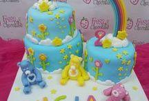 Cumpleaños / Las tartas decoradas que hemos hecho en nuestro taller para los más pequeños. La mejor sorpresa de cumpleaños.