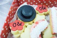 Galletas / Las galletas decoradas que preparamos para bodas, bautizos, cumpleaños y todo tipo de celebraciones