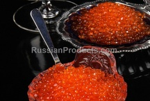 Russian Fish Products