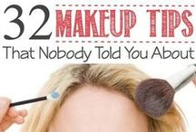 Cosmetic Couture / Make Up Tips & Inspiration, Brushes, Skin Care, ...