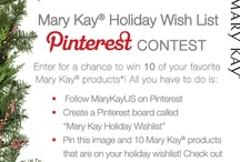 Mary Kay Holiday Wishlist / Beauty Products for men and women. Enhancing lives