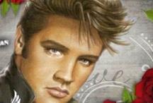Elvis Presley / by Willeke Koster