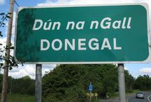 Dun Na Ngall/Donegal / by Diane Buckler