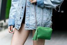 Street Style / Todos os clicks cheios de estilo que nos encantam aqui no Pinterest!