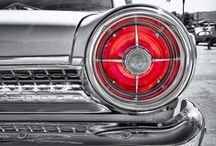 Classic Ford Autos / Timeless beauties manufactured by America's greatest car company.