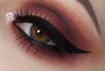Make-Up | I n s p o / A selection of beautiful make-up looks for inspiration.