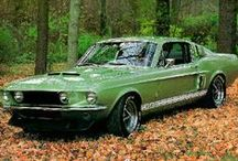 Ford Mustang / When you think of Ford, what's the first vehicle in our line up that comes to mind? ;) We pin all things Mustang!