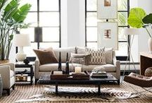 Tribal Pioneer, a hot look this Autumn/Winter / Tribal Pioneer references the colonial era furniture and styling in global locations such as Africa and India.  This style includes aged leather, winged back chairs, baskets, brass, copper and wrought iron.