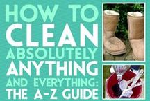 Household Tips! I'm gonna be a domestic Goddess! / Cleaning Tips! Since i have my own Household now, i need this ^^