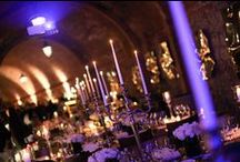 Anna & Michael - November 2012 - Chiantishire / A beautiful intimate wedding in a luxury Castle Resort in Chiantishire..