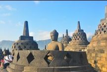 Borobudur Region Visit Photos / Read the travel diary here: http://architectureofbuddhism.com/books/temples-borobudur-region-travel-diary-day-one/
