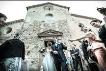 Kate & Adrian - July 2014 - Florence Hills / A sweet and beautiful country-chic wedding held in a stunning villa in the Chiantishire