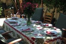 Outdoor Déco / Outdoor Beautiful Luxury Home & Event Decoration