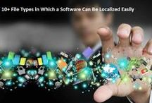 Software Localization Services Resources / TridIndia Provide Software Localization Services and translate your software into 100+ Languages & with high quality, guaranteed!