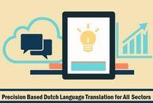 Dutch Translation Services Provider / TridIndia Provide top quality translation services in Dutch language professionals provide price effective